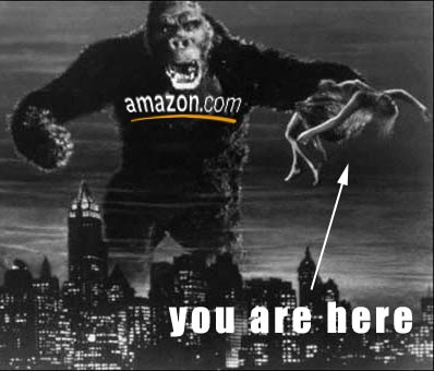 Authors at the mercy of Amazon