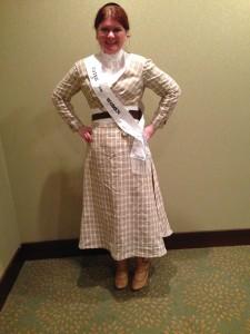 Eliza the Suffragette